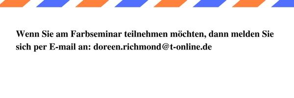 Seminar Farben